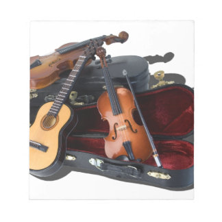 StackGuitarViolinsCases061615 Notepads