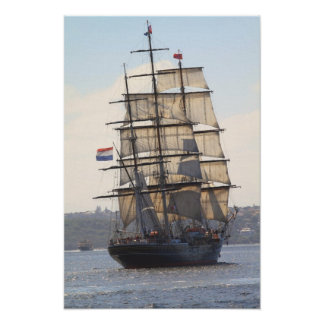 Stad Amsterdam Poster