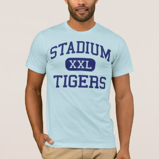 Stadium - Tigers - High School - Tacoma Washington T-Shirt