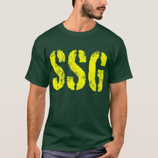 Staff Sergeant SSG rank T-Shirt