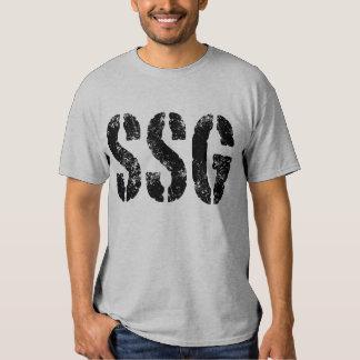 Staff Sergeant SSG rank T-shirts