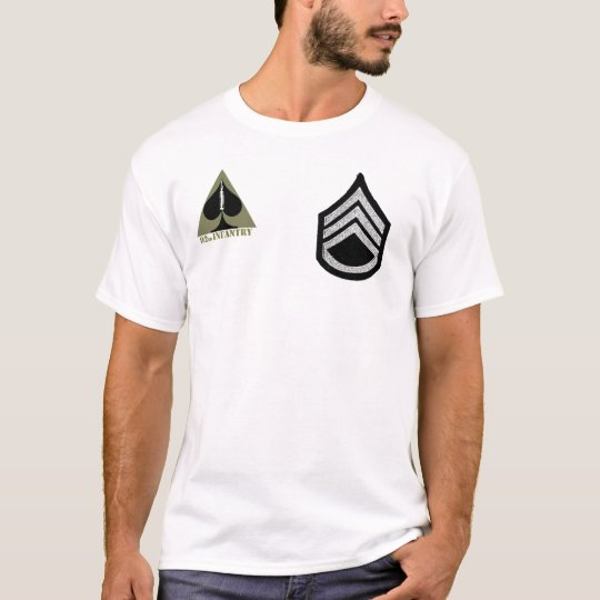 Staff Sergeant T-Shirt