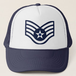 Staff Sergeant Trucker Hat