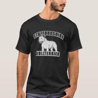 Staffbull Staffordshire bull terrier T-Shirt