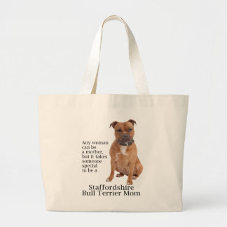 Staffie Mom Tote