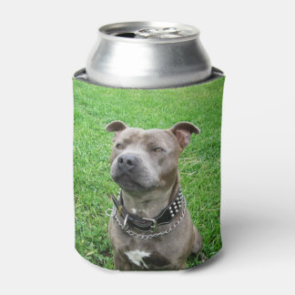 Staffordshire Bull Terrier,_Can_Stubby_Holder. Can Cooler