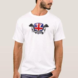 Staffordshire Bull Terrier ENGLAND T-Shirt