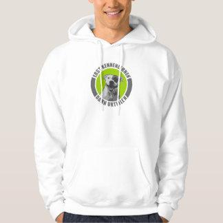 Staffordshire bull terrier hoodie