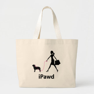 Staffordshire Bull Terrier Large Tote Bag