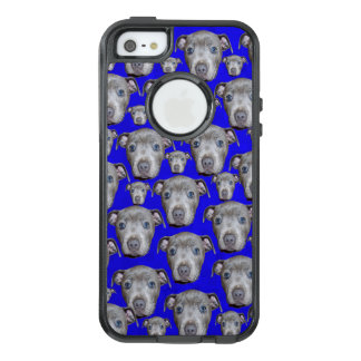 Staffordshire Bull Terrier Puppy Pattern, OtterBox iPhone 5/5s/SE Case