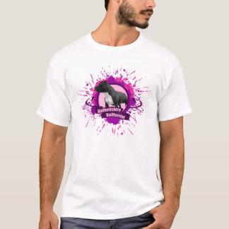 Staffordshire Bullterrier SPLASH T-Shirt