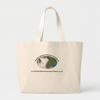 Staffordshire Rescue Scotland Large Tote Bag