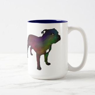 Staffy Mug
