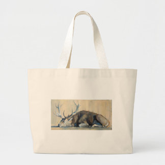 Stag 2014 large tote bag