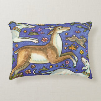 Stag And Hounds, Classic ACCENT PILLOW Customize