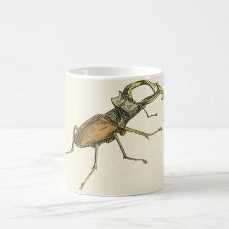 Stag Beetle Mug