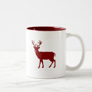 Stag Deer Coffee Mugs