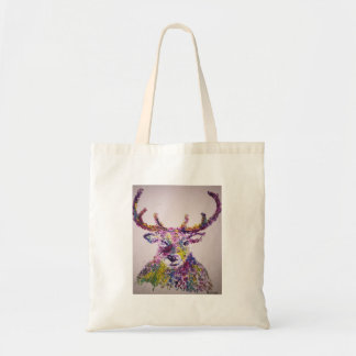 Stag designed bag