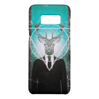 Stag in suit Case-Mate samsung galaxy s8 case