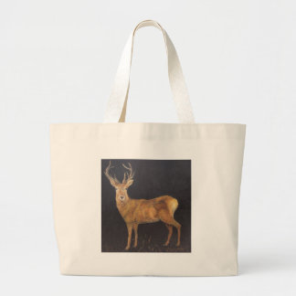 Stag Large Tote Bag