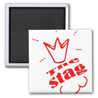 Stag Fridge Magnets