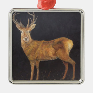 Stag Metal Ornament
