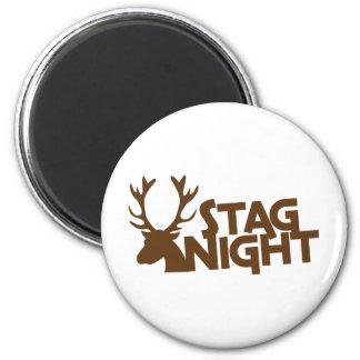 STAG night! Fridge Magnets
