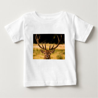 stag of richmond park baby T-Shirt