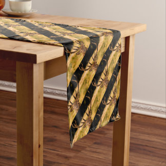 stag of richmond park short table runner
