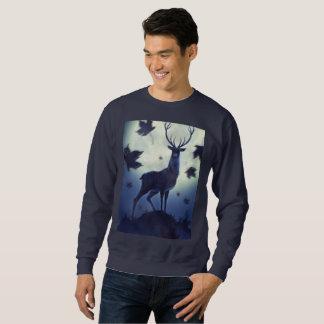 Stag Reindeer Christmas Jumper Sweatshirt