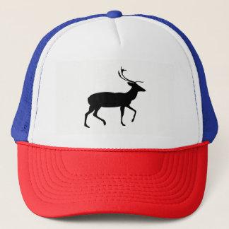 Stag Silhouette Trucker Hat