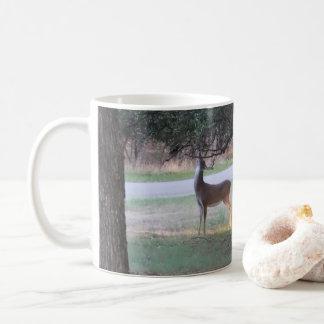 Stag Tangles Antlers Coffee Mug