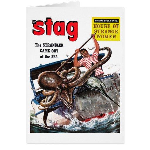 """Stag - """"The Strangler"""" Card"""