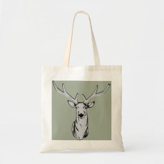 Stag Tote Bag For Men