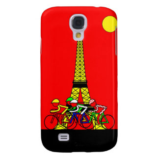 Stage 21 - The Eiffel Tower in Yellow