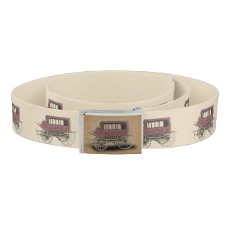 STAGE COACH BELT