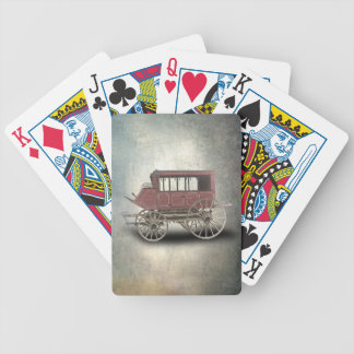STAGE COACH BICYCLE PLAYING CARDS