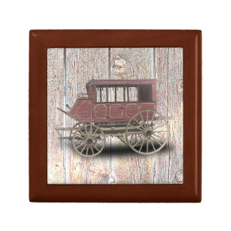STAGE COACH GIFT BOX