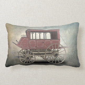 STAGE COACH LUMBAR PILLOW