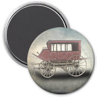 STAGE COACH MAGNET