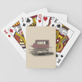 STAGE COACH PLAYING CARDS