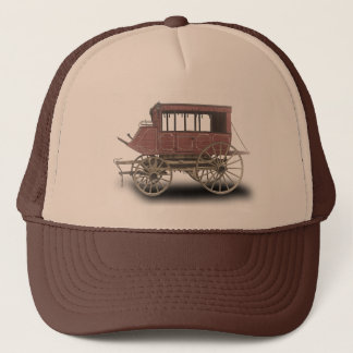 STAGE COACH TRUCKER HAT
