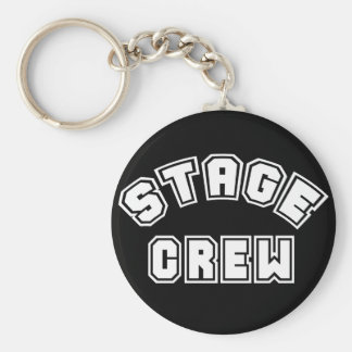 Stage Crew Keychain