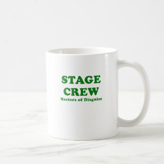 Stage Crew Masters of Disguise Coffee Mug