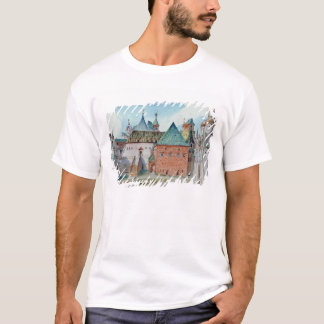 Stage design for Modest Mussorgsky's opera T-Shirt