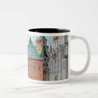 Stage design for Modest Mussorgsky's opera Two-Tone Coffee Mug