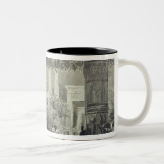 Stage Design for the final act Two-Tone Coffee Mug
