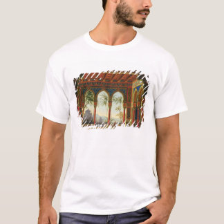 Stage design for the opera 'Ruslan and Lyudmila' T-Shirt