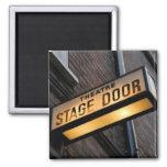 Stage Door! Refrigerator Magnets