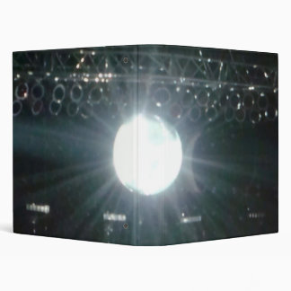 Stage Lighting binder